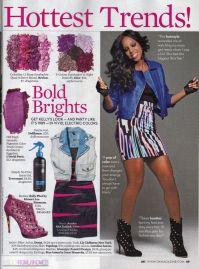 Kelly Rowland Magazine Fab!