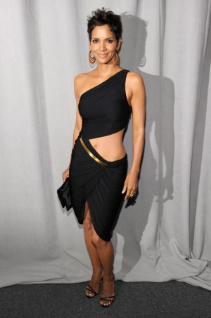 Halle Berry on Fire!