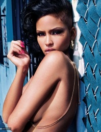 Cassie for Blank Magazine