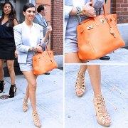 Kourtney Kardashian's Shorts Suits