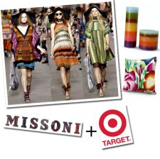 Fashion News: First Look at Missoni for Target