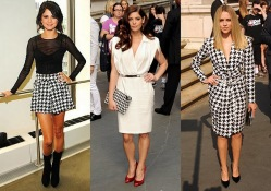 Fall 2011 Trend: Houndstooth!