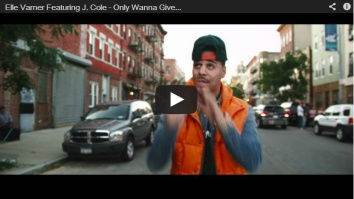 "Elle Varner ft. J. Cole ""Only Wanna Give it to You"" Video"