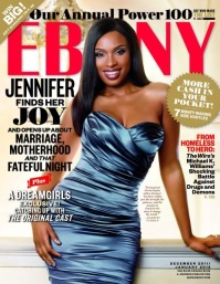 Snapshot: Jennifer Hudson for EBONY Magazine