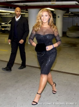 Beyonce Spotted Again!!