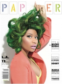 Nicki Minaj for PAPER Magazine