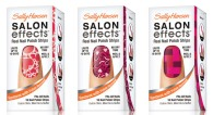 Sally Hansen Salon Effects for Valentine's Day
