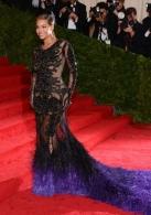 Beyonce Radiates the 2012 Met Ball