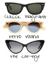 Fashion News: TRENDY SUNNIES