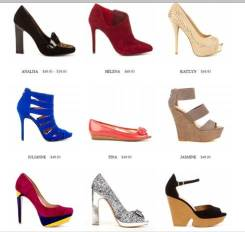 Fashion News: Sole Society, Shoes for every Fashionista