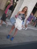 Street Style: Mercedes Benz Fashion Week