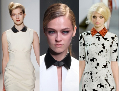 FALL 2012 RUNWAY TRENDS