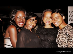 MYLM Style: Yvonne's Going Away EXTRAVAGANZA