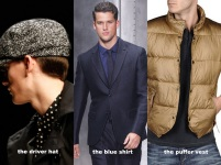 MEN'S FALL FASHION 2012 GUIDE