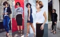 LOVE HER STYLE: KARLA IN BLACK AND WHITE
