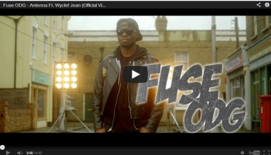 """Fuse ODG ft. Wycliff """"Antenna"""" Video"""