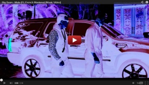 "Big Sean ft. French Montana ""Mula"" Video"