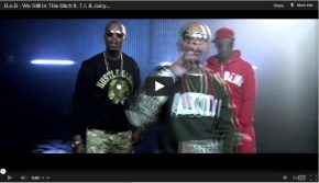 "NEW VIDEO: B.o.B. Ft. T.I. x Juicy J ""We Still In This Bitch"""