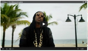 "2 Chainz ""I'm Different"" Video"