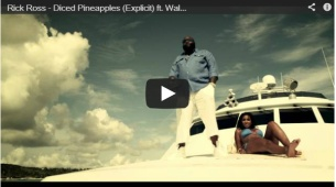 "Rick Ross ft. Wale ""Diced Pineapples"" Video"