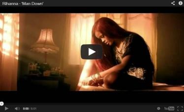 "Rihanna ""Man Down"" Video"