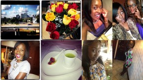YVONNE'S LIFE IN KENYA INSTAGRAMED PARTTWO