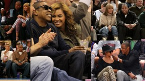 BEYONCE AND JAY Z'S BEST COURT SIDE MOMENTS