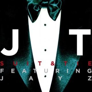 "Justin Timberlake ft. Jay Z ""Suit & Tie"" Single"