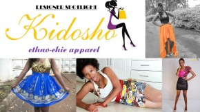 DESIGNER SPOTLIGHT: KIDOSHO: An Ethno-Chic Apparel