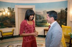 Birthday Bang-in': FLOTUS Michelle Obama's NewHaircut