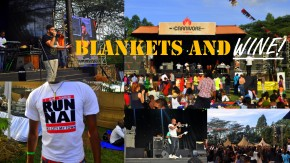 NAIROBI STREET STYLE: BLANKETS ANDWINE