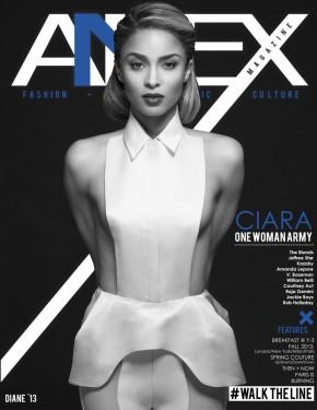 SNAPSHOT: CIARA FOR ANNEXMagazine
