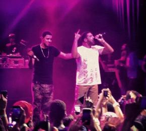 "Video Dopeness: Drake buys all of J. Cole's ""Born Sinner"" albums"