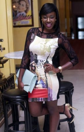 MYLM Style: YVONNE at the 2013 Nairobi Fashion Week