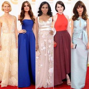 Celebrity Style: Red Carpet Trends at the 2013 EmmyAwards