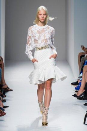 Fashion News: Balmain Spring 2014Collection